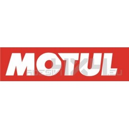 Adesivo motul logo