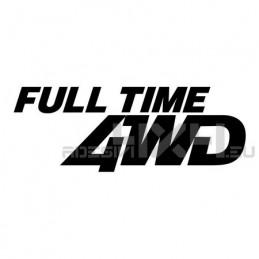 Adesivo full time 4wd
