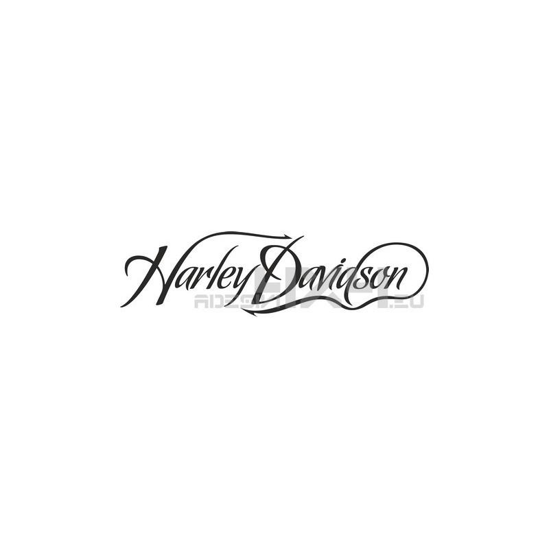 Adesivo harley davidson 01