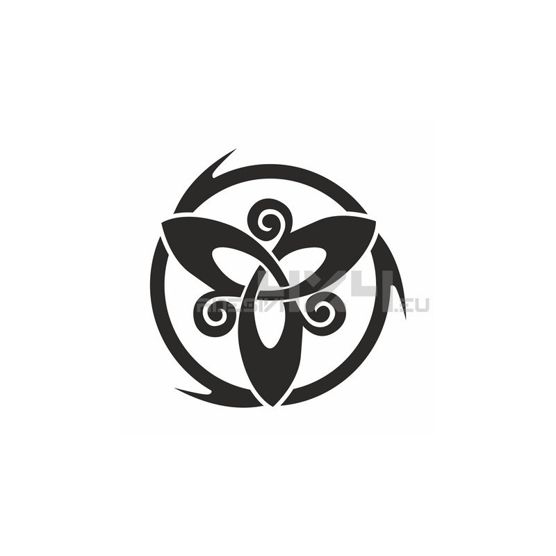 Adesivo cagiva raptor logo