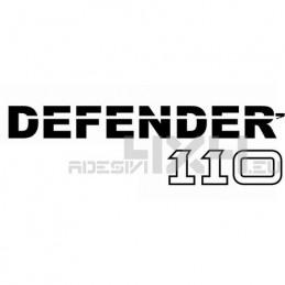 Adesivo DEFENDER 110