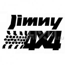 Adesivo Suzuki Jimny 4x4 v2