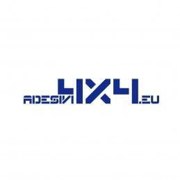 adesivo scritta adesivi4x4.eu