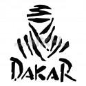 Adesivo Dakar tuareg XXL