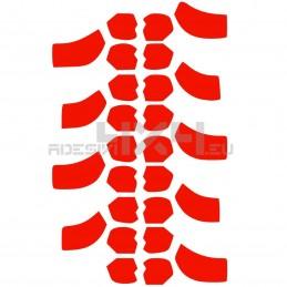Adesivo impronta pneumatico EXTREME