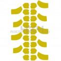 Adesivo impronta pneumatico EXTREME XL