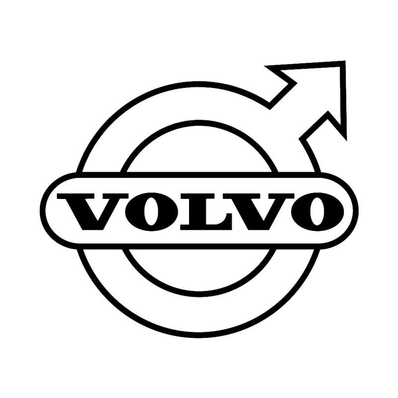 Adesivo logo Volvo