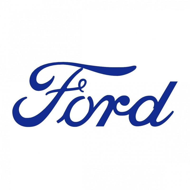 Adesivo scritta FORD