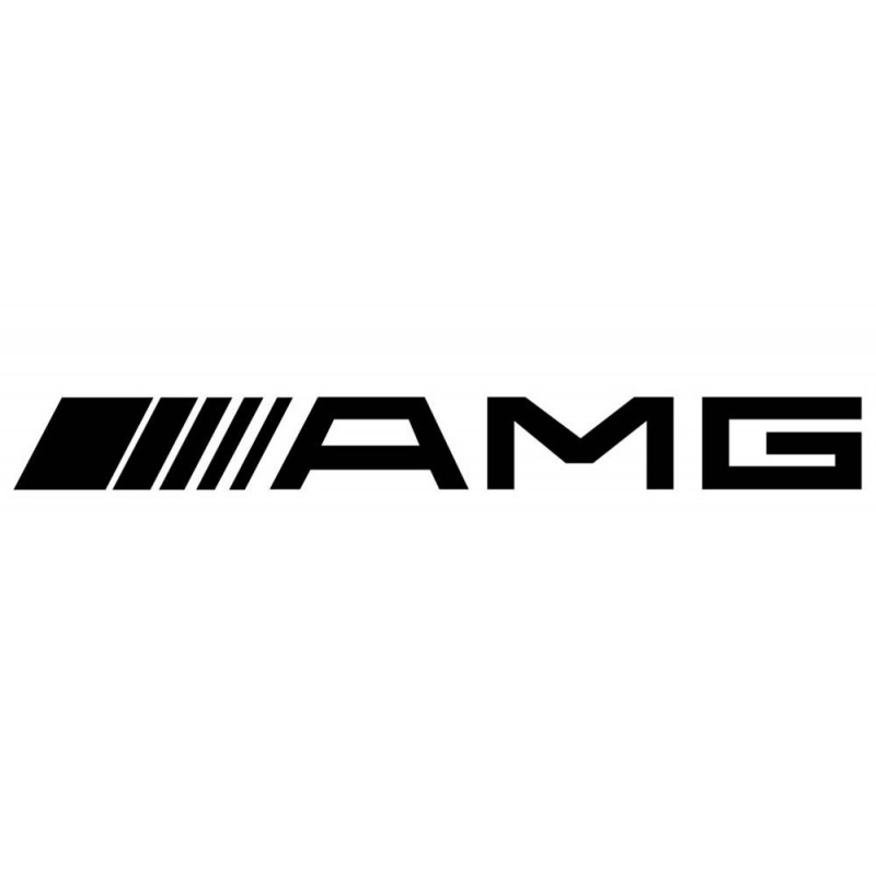 Adesivo logo AMG