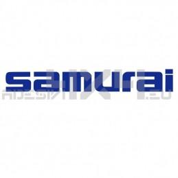 Adesivo suzuki scritta SAMURAI