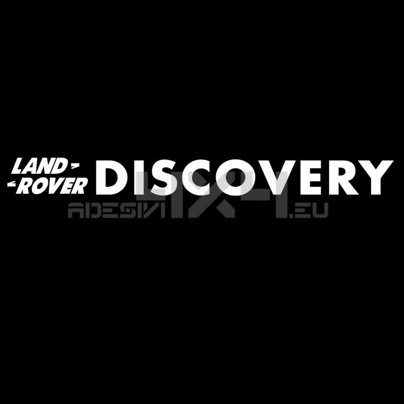 Adesivo PARABREZZA land rover DISCOVERY