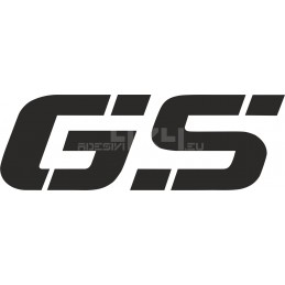Adesivo bmw GS