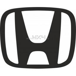 Adesivo Honda logo car