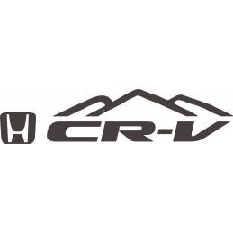 Adesivo Honda cr-v v2
