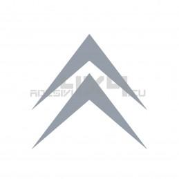 Adesivo logo CITROEN