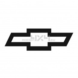 Adesivo chevrolet logo