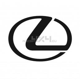 Adesivo logo Lexus