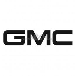 Adesivo gmc logo