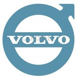 Adesivo logo Volvo v2