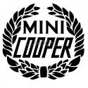 Adesivo cerchio MINI COOPER