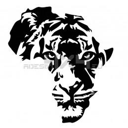 Adesivo africa lion