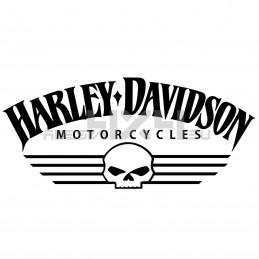 Adesivo harley davidson mod.11