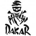 Adesivo Dakar pirata