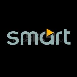 Adesivo scritta SMART ver 1