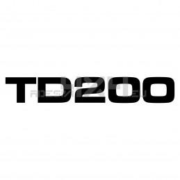 Adesivo Land Rover TD200
