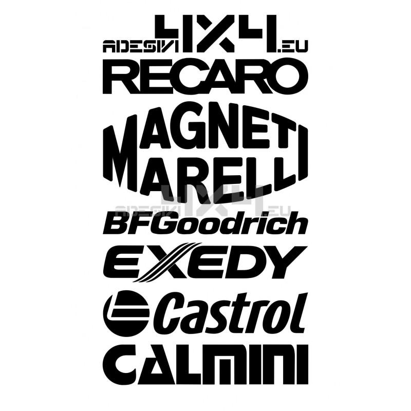 Adesivo tuning brand 02