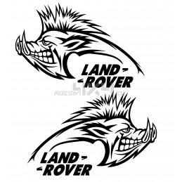 Adesivo cinghiale LAND ROVER