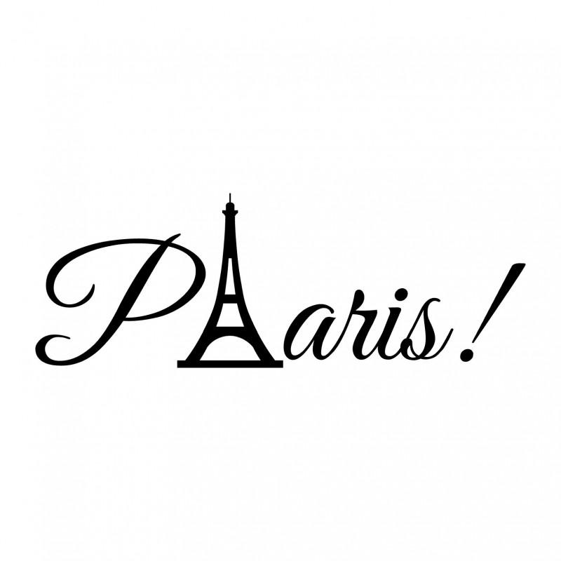 Adesivo Paris!