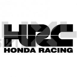 Adesivo logo HRC honda racing