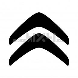 Adesivo logo CITROEN v2