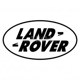 Adesivo logo LAND ROVER v3