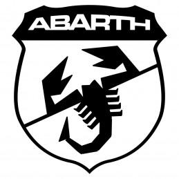 Adesivo scorpione ABARTH scudetto