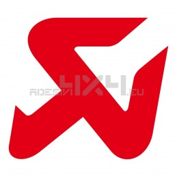 Adesivo logo akrapovic