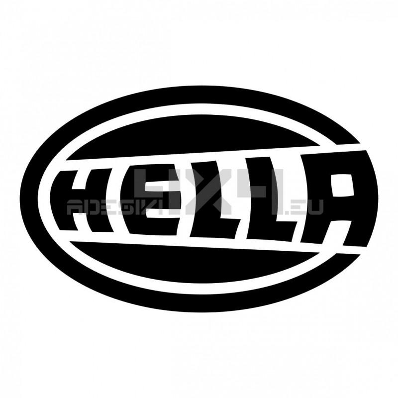 Adesivo HELLA logo