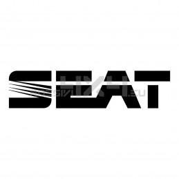 Adesivo scritta SEAT