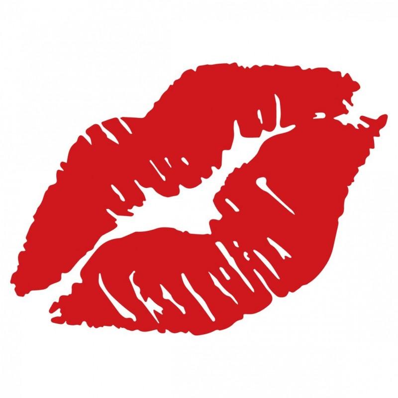 Adesivo kiss
