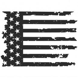 adesivo bandiera USA consumata