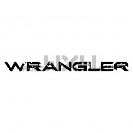 Adesivo jeep WRANGLER consumata