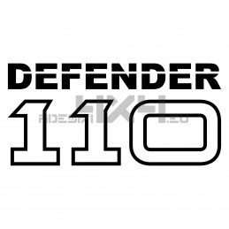 Adesivo DEFENDER 110 v2
