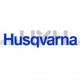 Adesivo scritta husqvarna