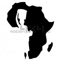 Adesivo africa v2