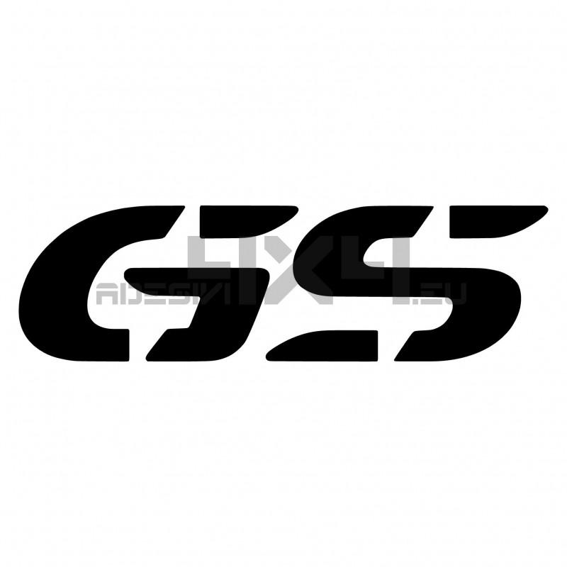 Adesivo bmw GS v2