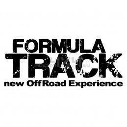 Adesivo Formula Track