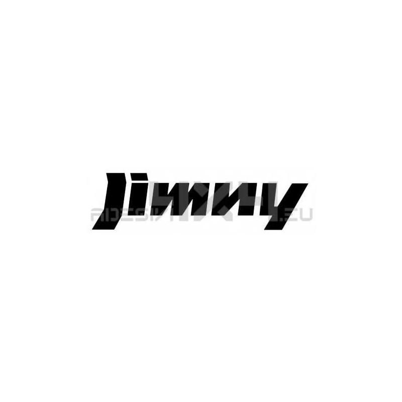 Adesivo suzuki scritta JIMNY