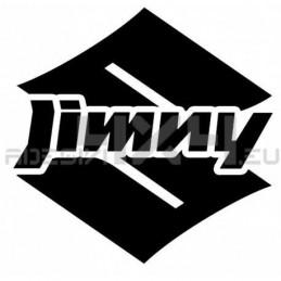 Adesivo logo SUZUKI scritta JIMNY