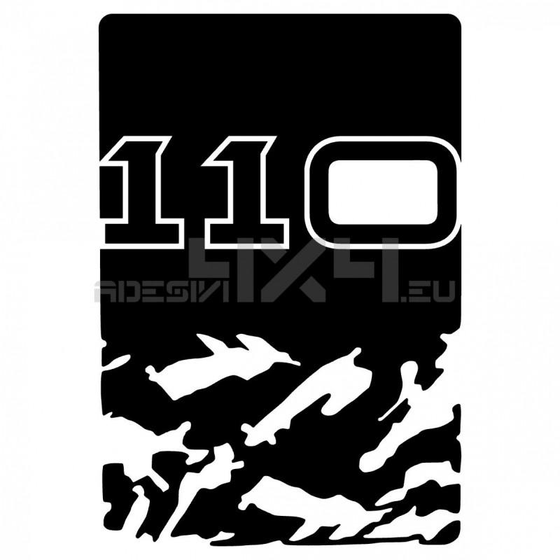 Adesivo fango DEFENDER 110